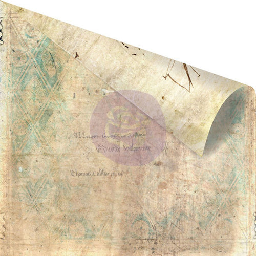 Prima - Timeless Memories Collection - 12 x 12 Double Sided Paper - Moments