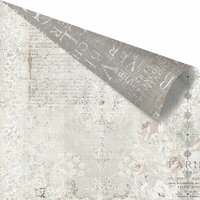 Prima - Salvage District Collection - 12 x 12 Double Sided Paper - Palais Royal