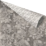 Prima - Salvage District Collection - 12 x 12 Double Sided Paper - Palace Garden