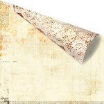 Prima - Vintage Emporium Collection - 12 x 12 Double Sided Paper - Maestro