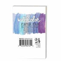 Prima - Watercolor Paper Pad - 2 x 3.5 - Extra Small