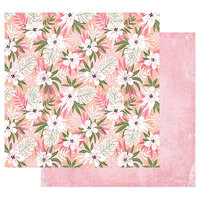 Prima - Surfboard Collection - 12 x 12 Double Sided Paper with Foil Accents - Tropical Vibes