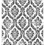 Prima - Collage Impress Collection - Clear Acrylic Stamp - Cables, CLEARANCE