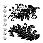 Prima - Clear Acrylic Stamps and Self Adhesive Jewels - Fauna
