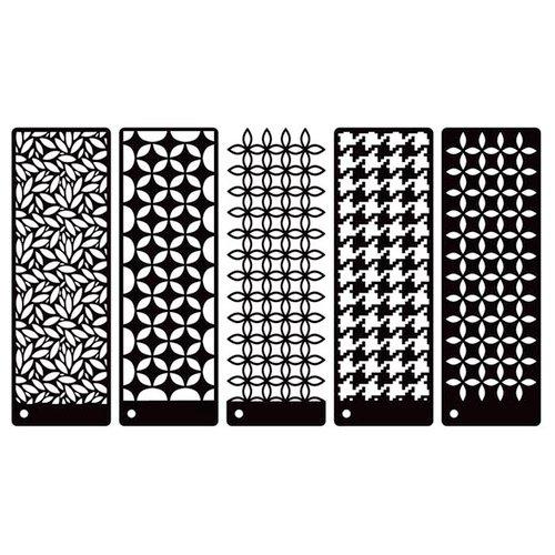Prima - Stencils Mask Set - Sublime Screens - Mix 4