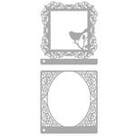 Prima - Stencils Mask Set - 6 x 6 - Mix 2