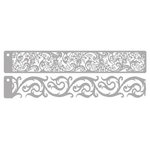 Prima - Stencils Mask Set - 2 x 12 - Mix 3