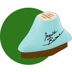 Prima - Ingvild Bolme - Chalk Fluid Edger - English Ivy