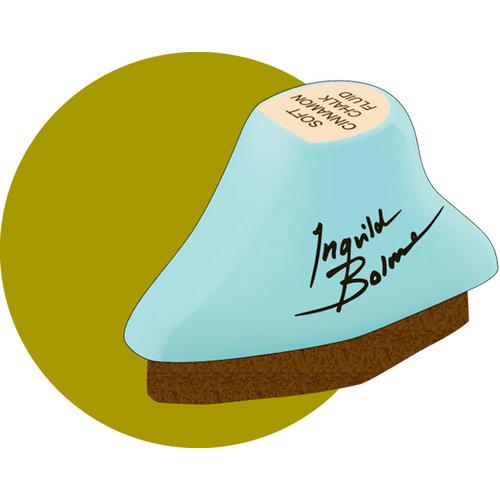 Prima - Ingvild Bolme - Chalk Fluid Edger - Olive Vine