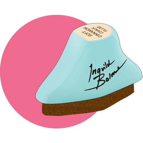 Prima - Ingvild Bolme - Chalk Fluid Edger - Vintage Pink