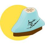 Prima - Ingvild Bolme - Chalk Fluid Edger - Coltfoot Stemens
