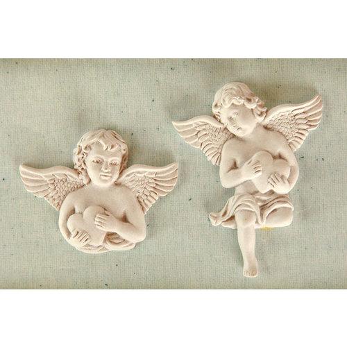 Prima - Resin Collection - Ingvild Bolme - Resin Embellishments - Cupid