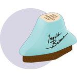 Prima - Ingvild Bolme - Chalk Fluid Edger - Pastel Violet