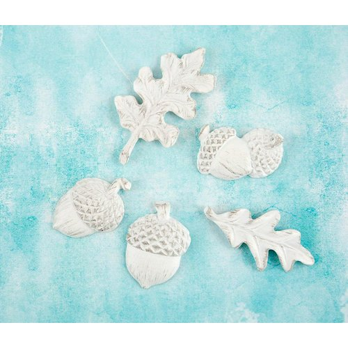 Prima - Shabby Chic Treasures - Ingvild Bolme - Resin Embellishments - Fall