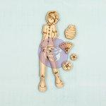 Prima - Julie Nutting - Wooden Doll - Chloe