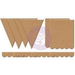 Prima - Julie Nutting - Chipboard Banner