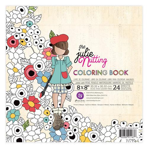 Prima - Julie Nutting - Coloring Book