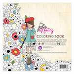 Prima - Julie Nutting - Coloring Book