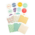 Prima - Julie Nutting - Planner - Pocket and Labels