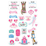 Prima - Julie Nutting - Planner Stickers - Fairytales