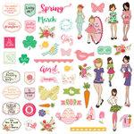 Prima - Julie Nutting - Ephemera - March and April