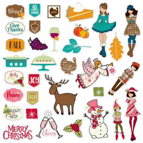 Prima - Julie Nutting - Ephemera - November and December