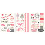 Prima - Julie Nutting - Cardstock Stickers