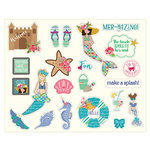 Prima - Mermaid Kisses Collection - Ephemera