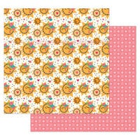 Prima - Julie Nutting - Solecito Collection - 12 x 12 Double Sided Paper - Solecito
