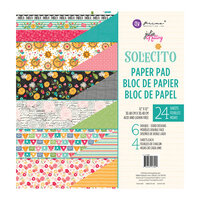 Prima - Julie Nutting - Solecito Collection - 12 x 12 Paper Pad