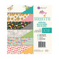Prima - Julie Nutting - Solecito Collection - 6 x 6 Paper Pad