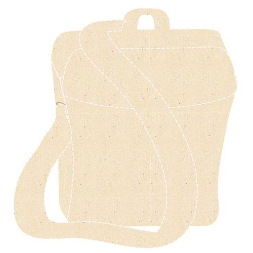 Prima - Donna Downey Collection - Canvas Camera Bag - Large
