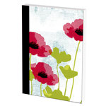 Prima - Poppies and Peonies Collection - Donna Downey - Art Journal - 2