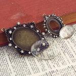 Prima - Vintage Trinkets Collection - Metal Embellishments - Mix 5