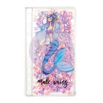 Prima - My Prima Planner Collection - Josefina Planner Shaker Pocket - Make Waves