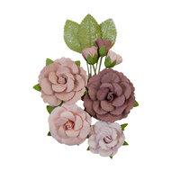 Prima - Sharon Ziv Collection - Flower Embellishments - Mystic Roses