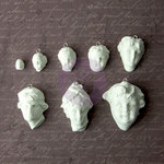 Prima - Archival Cast Collection - Relics and Artifacts - Plaster Embellishments - Figureheads