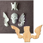 Prima - Archival Cast Collection - Relics and Artifacts - Wood Support - Ancient Soul II