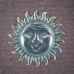 Prima - Relics and Artifacts - Dresden Trim - Sun - Silver