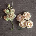 Prima - Relics and Artifacts - Flower Embellishments - Sweet Violets Festoon