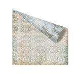 Prima - Nature Garden Collection - 12 x 12 Double Sided Paper - Candelas