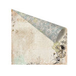 Prima - Nature Garden Collection - 12 x 12 Double Sided Paper - Pixie