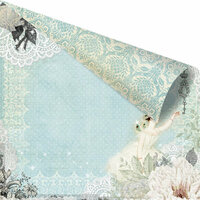 Prima - Fairy Belle Collection - 12 x 12 Double Sided Paper - Le Toulle