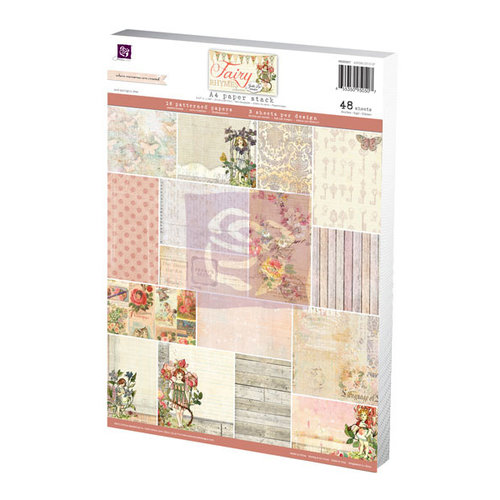 Prima - Fairy Rhymes Collection - A4 Paper Pad