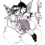 Prima - Fairy Rhymes Collection - Clear Acrylic Stamps - Fairy Rhymes - Three