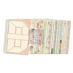 Prima - Divine Collection - Spiral Bound Art Journal
