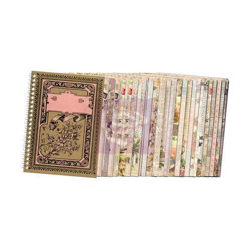 Prima - Fairy Rhymes Collection - Spiral Bound Art Journal