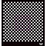 Prima - Sunrise Sun Collection - Stencil Mask - 12 x 12 - Checker