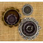 Prima - Finnabair Mechanicals - Vintage Trinkets - Pendants