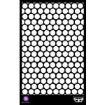 Prima - Finnabair Elementals - 6.5 x 10.25 Stencil Mask - Honeycomb
